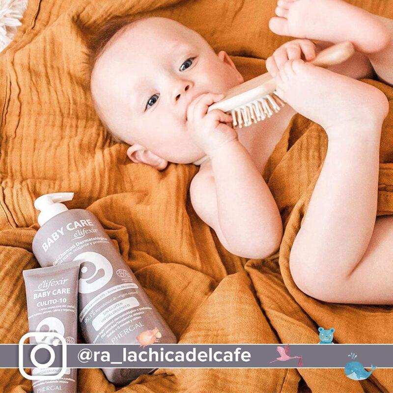 champu y gel para bebe