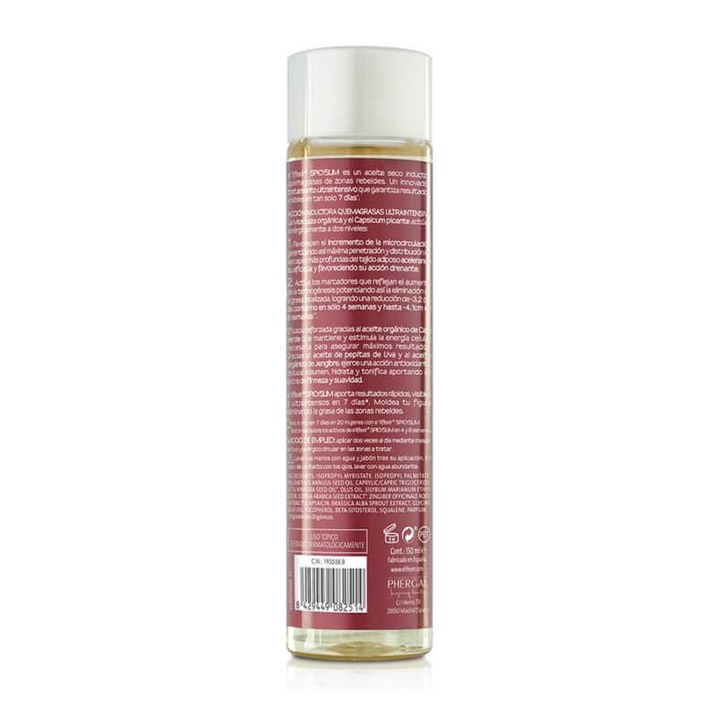 Aceite Spicyslim 200ml