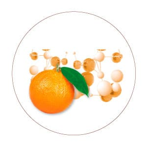 creatina y naranja amarga